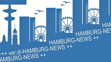 Illustration ver.di Hamburg News