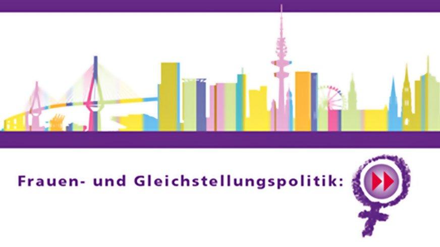 Frauen- und Gleichstellungspolitik Hamburg (Header)