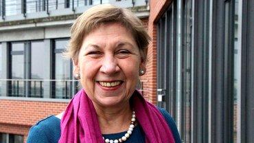 Portrait Dr. Margret Steffen
