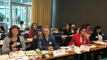 Mitgliederversammlung 2018 beim Deutschen Frauenrat