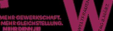 Frauentag IFT Logo ver.di 2021